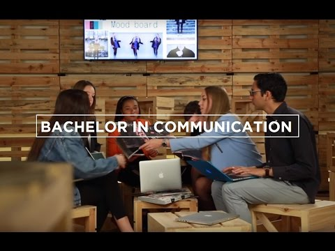 Bachelor In Communication And Digital Media