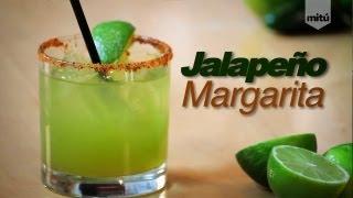 "Jalapeño Margarita - ""happy Hour With Rey"""