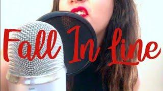 Fall in Line - Demi Lovato and Christina Aguilera Cover | Ivana Bejaran