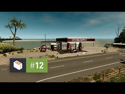 Cities Skylines: Seenu — EP 12 — City Fuel Supply