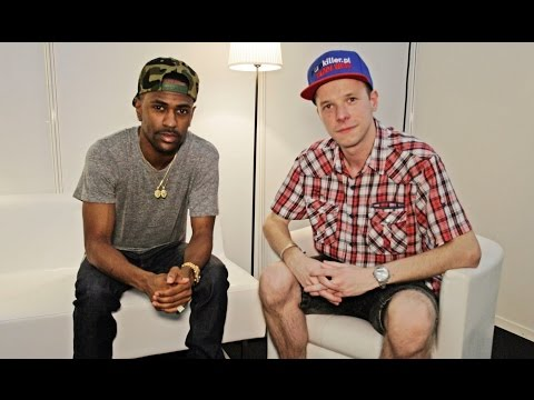 Big Sean - wywiad / interview 2015 (Popkiller.pl)