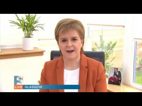 Nicola Sturgeon - We will start indyref2 debate again soon