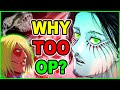 Is Eren Too OP? Can Female Titan Defeat Eren? | Attack On Titan Theory