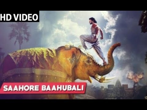 Thumbnail: Saahore Baahubali Full Video Song - Baahubali 2 Songs | Prabhas, SS Rajamouli