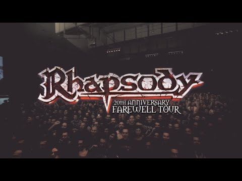RHAPSODY - Latin American Tour - After Movie (OFFICIAL)