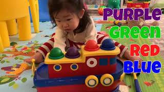 Playing With Discovery Toys | Hammer Away! Fun Learning Toys For Kids