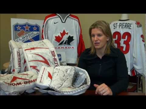 Interview with Kim St-Pierre - Gold Medalist and World Champion