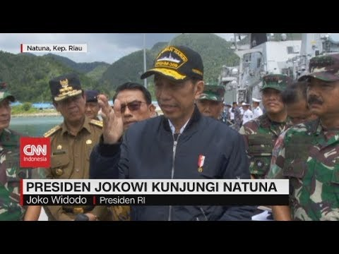 Presiden Jokowi Kunjungi