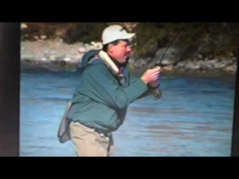 Fly fishing Patagonia Argentina Estancia El Palenque