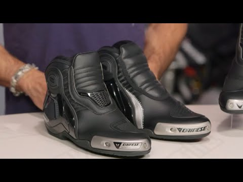Dainese Dyno D Shoes Review Youtube