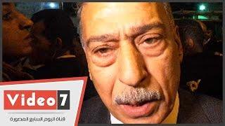 بالفيديو.. مدير أمن القاهرة فى موقع انهيار عقار المطرية: