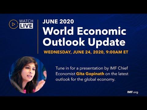 World Economic Outlook Presentation – June 2020 Update