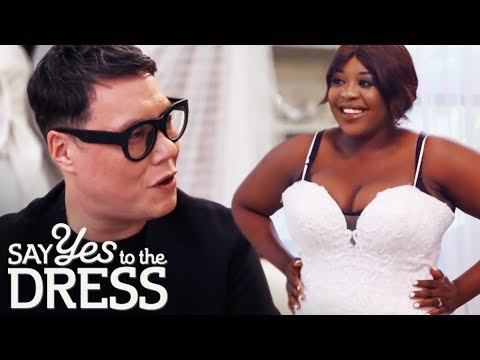 Gok's Wisdom: Be Confident With Your Style! | Say Yes To The Dress Lancashire