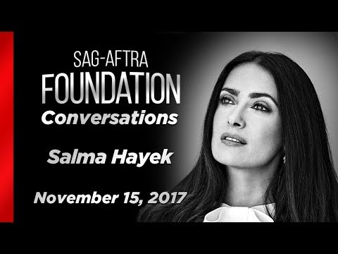 Conversations with Salma Hayek