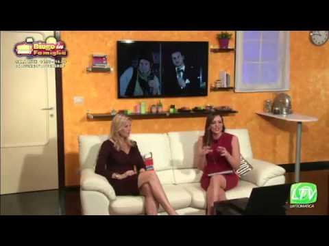 Katherine Kelly Lang & Ronn Moss Interview Italy 2