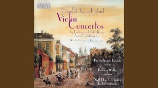 Violin Concerto in B Major, Op. 1: III. Rondo: Tempo di menuetto