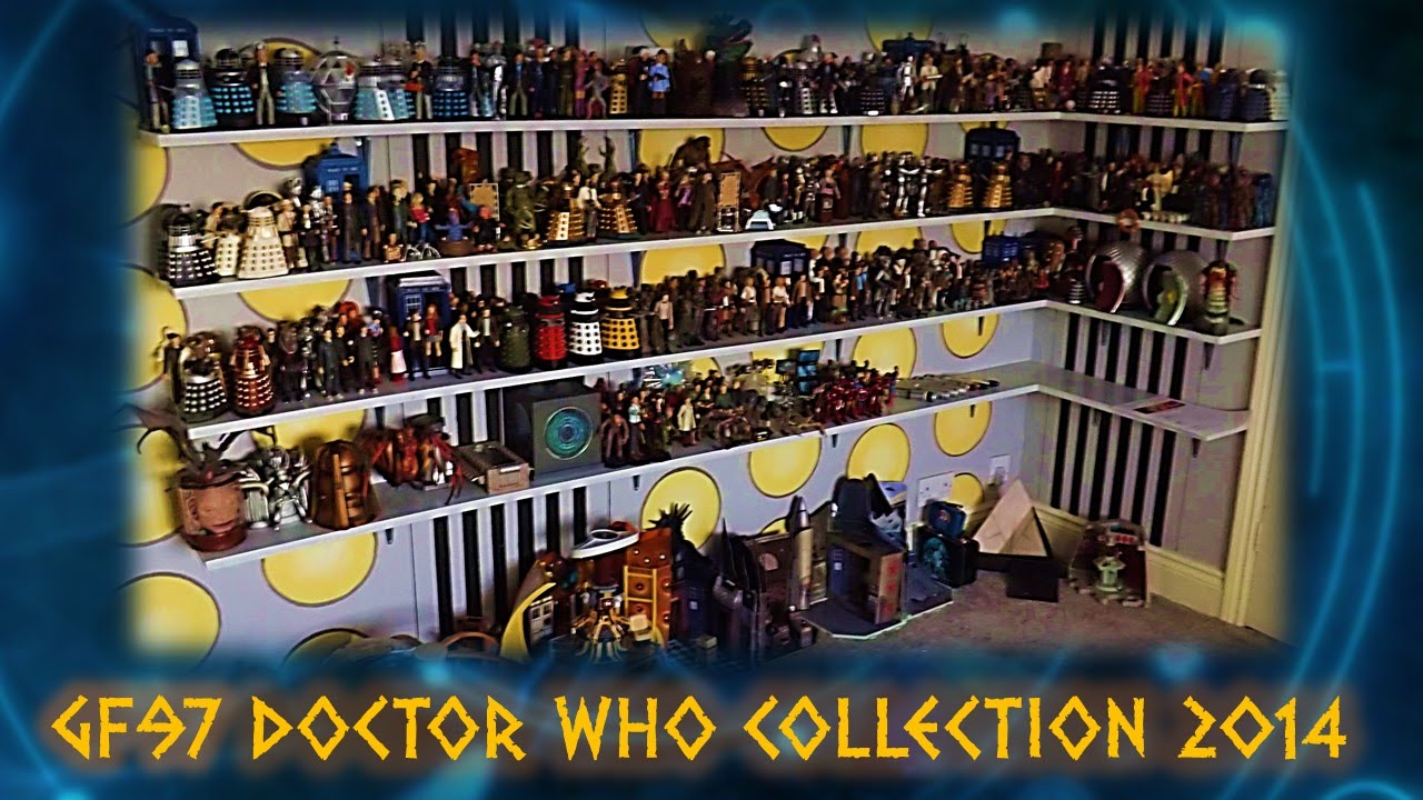 abad85b87e4 GF97 Doctor Who Collection 2014 - YouTube