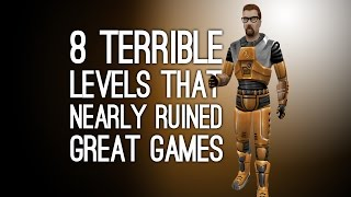 8 Great Games Nearly Ruined by One Terrible Level, You Know the One