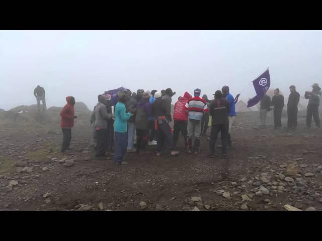 Kilimanjaro 2015-01-12 Shira Camp