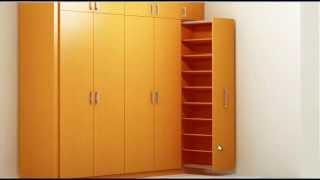 Zapatero giratorio en fibrofacil - Como hacer un armario zapatero ...