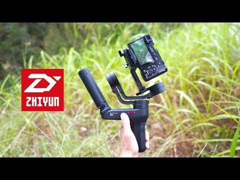 Zhiyun Weebill Lab + Sony A6400