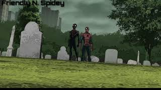Marvel's Ultimate Spider-Man - Spidey And Miles Morales VS Green Goblin Part 1
