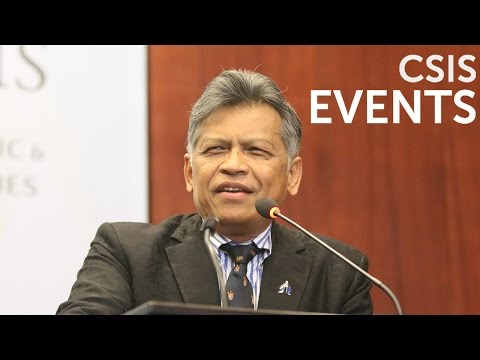 The Banyan Tree Leadership Forum with Surin Pitsuwan