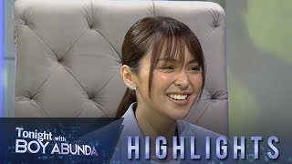 TWBA: Kathryn shares first travel abroad with boyfriend Daniel Padilla