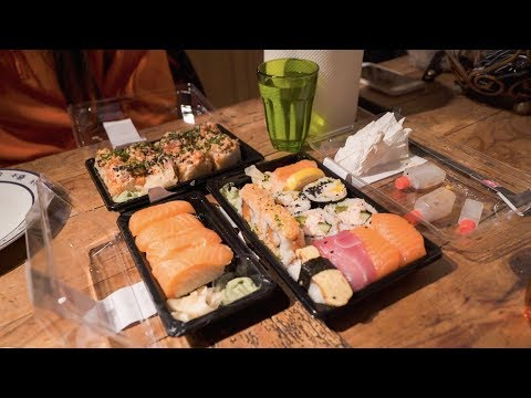 sushi islandese del supermercato *spiack*