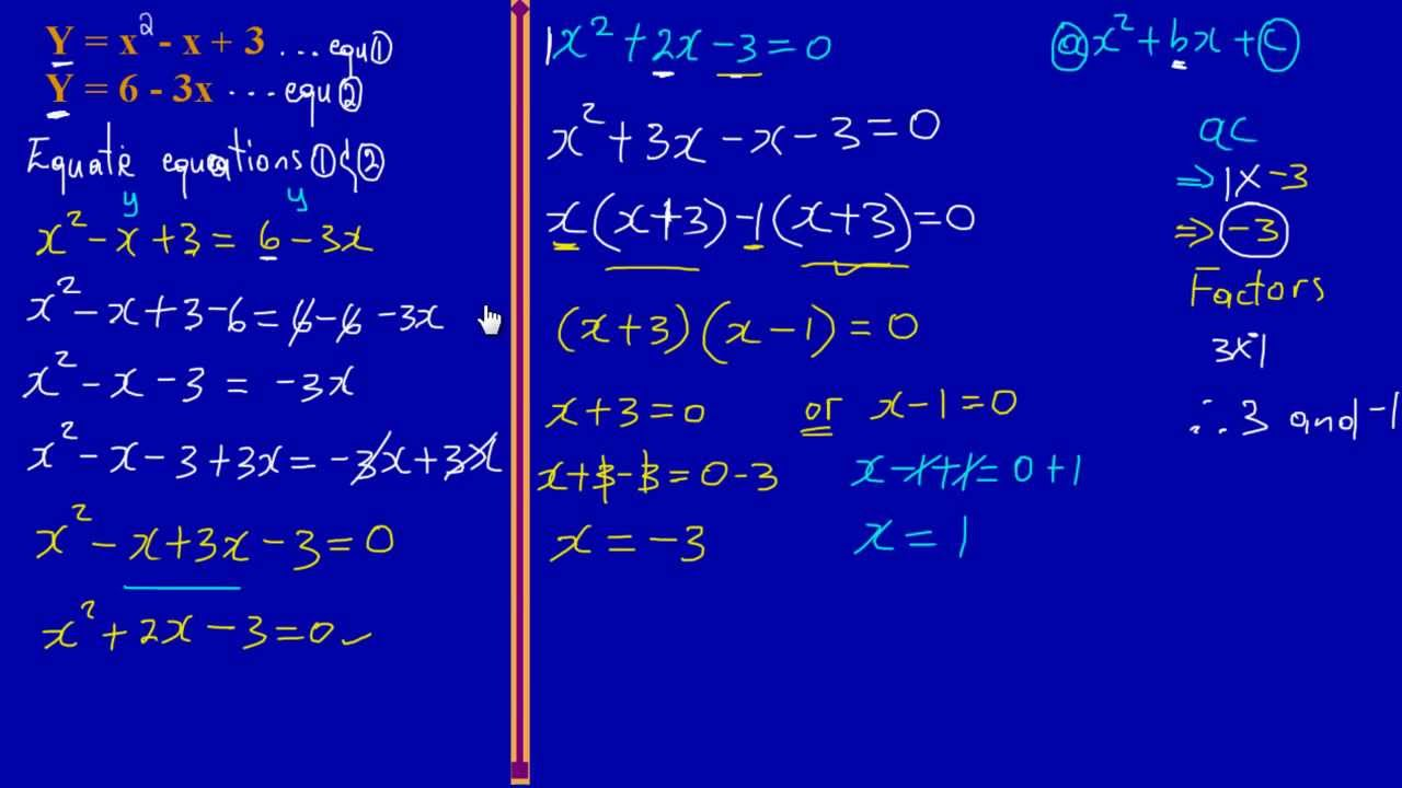 CSEC CXC Maths Past Paper Question 9a May 2011 Exam Solutions (Answers)_by  Will EduTech