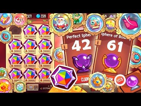 King of Thieves | Sealing and Opening Spheres •103• Unique Gems