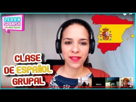 clase-online-de-conversación-en-espaÑol-||-maría-español