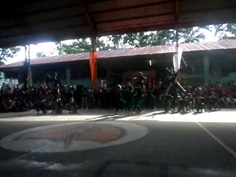 The Liberal Arts and Sciences' Cheerdance