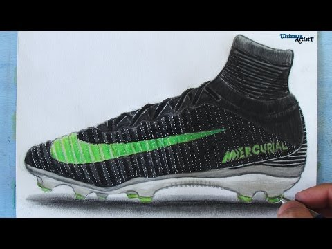 Nike Mercurial Superfly CR7 2016-2017 Cleats | Art