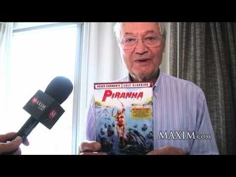 Maxim Exclusive - Comic Con Interview: Roger Corman