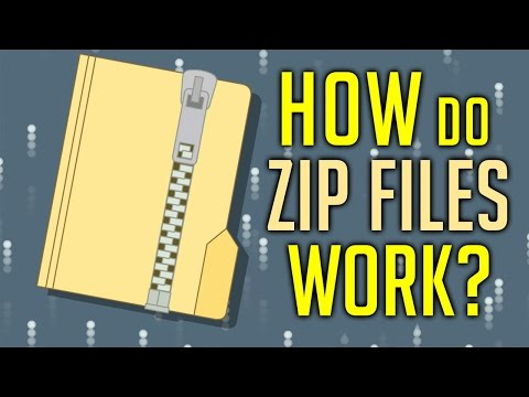 How Do ZIP FILES Work?
