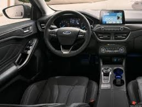 2019 Ford Focus Vignale Interior