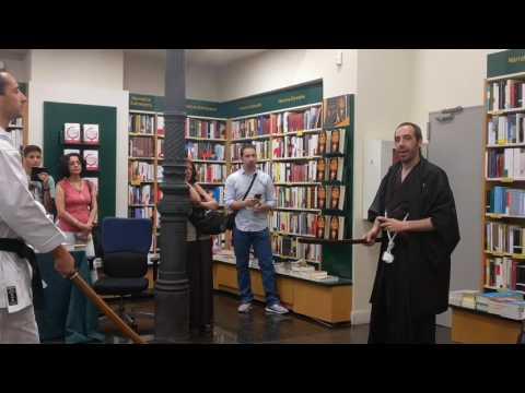 presentación-de-el-guerrero-a-la-sombra-del-cerezo-en-madrid