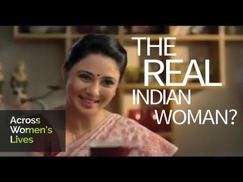 How do Indian advertisers see women? on YouTube