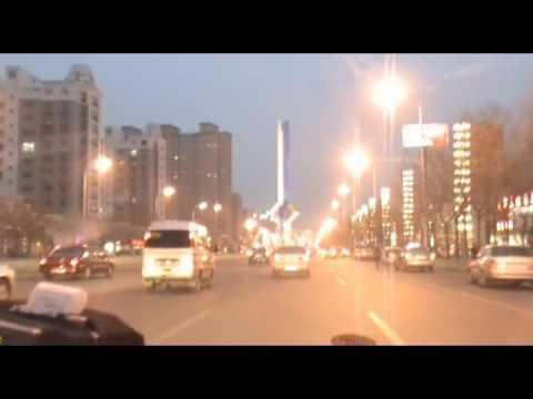 Journey from Teda to Tianjin