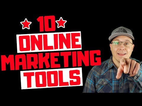 10 Must Have Online Marketing Tools thumbnail