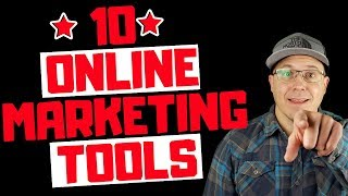 10 Must Have Online Marketing Tools