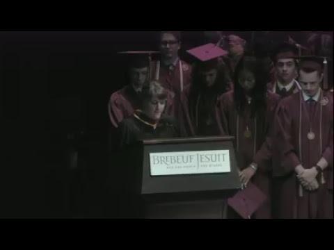 Brebeuf Jesuit Graduation 2018