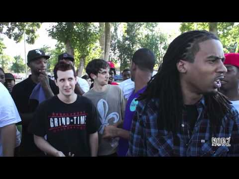 New Orleans Battle Zone Presents:  Hemi vs 4kus Part 1