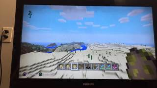 Minecraft with can Tomak