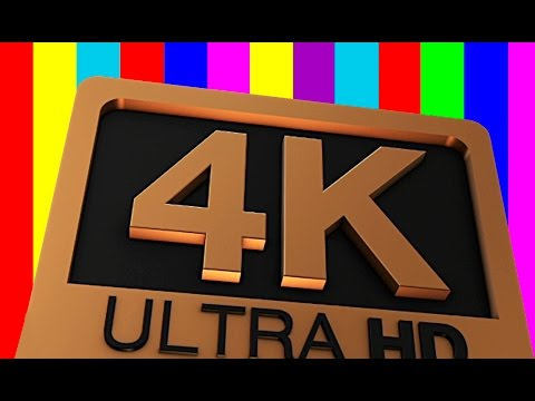 ULTIMATE 4K HD - FIX Stuck Pixel Dead Pixel 4096p 60FPS Pixel REPAIR - 1 HOUR FULL 4K HD