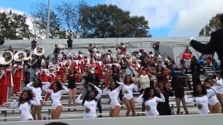 caus mighty marching panthers band 2014 homecoming clark atlanta university