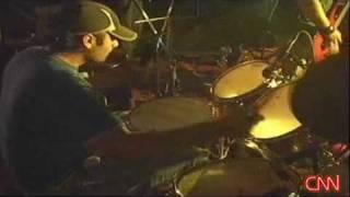 Underground musicians