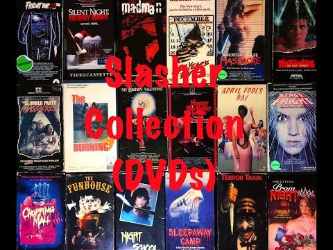 Slasher Collection (DVD's)