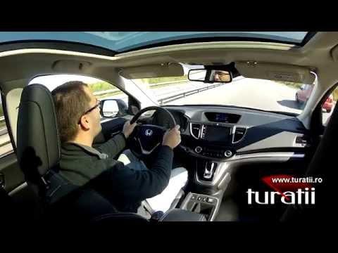 Honda CR-V 1.6l i-DTEC AT 4WD explicit video 3 of 3